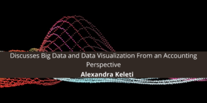 """Alexandra Keleti was able to shed some light on how big data and data visualization can shape our accounting practices. Alexandra Keleti said that we need to be more rigorous in how we approach our data interpretations saying: """"Did the data really show us this? Or did these results simply make us feel more successful?"""" Alexandra Keleti highlights the importance of design when it comes to visualizing data. The aesthetics of data visualization can help us to better interpret the data and quickly spot irregularities in the information. Alexandra Keleti lets us know that the easier it is to spot irregularities, the quicker your team can get to addressing them. The term big data is relatively new in the world of accounting. Alexandra pointed out that the """"big"""" in big data can change depending on the size of the accounting firm. Big data can be in just a few terabytes of information or countless terabytes of data. There are several tools that Alexandra Keleti uses to handle her data visualization. SQL, Alteryx, and Microsoft's Power BI are three of the most common data visualization tools used by accountants. Alexandra gave a powerful reminder to accountants as well as local businesses by saying that we should never blame our audiences for misinterpreting our data. It's difficult to tell stories using numbers and raw information. We need to make sure we are accurately and clearly presenting our data to stakeholders and audience members alike. If something isn't working out with how our data is being represented, we need to go back to the basics and find out how we can better communicate our information. Alexandra Keleti suggested that individuals who wanted to know more about data visualization check out 'Avoiding Data Pitfalls' by Ben Jones and 'Storytelling with Data: A Data Visualization Guide for Business Professionals' by Cole Nussbaumer Knaflic. These two books can help guide individuals through avoiding some of the common mistakes of data visualization as well as i"""